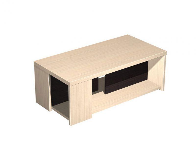 Стол журнальный (120x60x45)